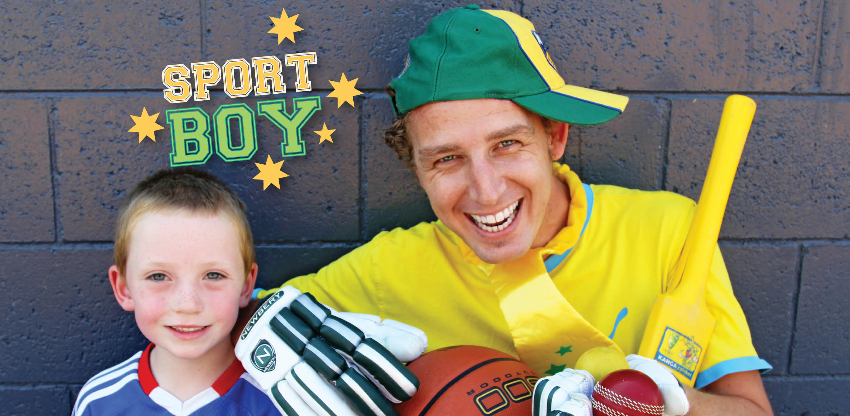 Sportboy party
